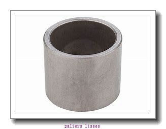25 mm x 47 mm x 31 mm  INA GIKR 25 PW paliers lisses