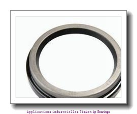 Axle end cap K85510-90010 Backing ring K85095-90010        Assemblage de roulements Timken AP
