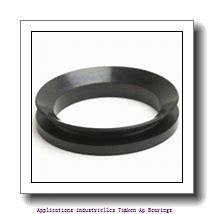 Axle end cap K86003-90015 Backing ring K85588-90010        paliers à rouleaux coniques compacts