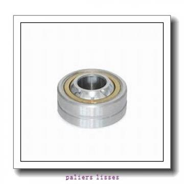 17 mm x 32 mm x 14 mm  ISO GE17XDO-2RS paliers lisses