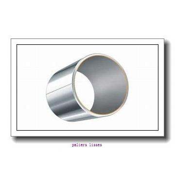 85 mm x 90 mm x 30 mm  SKF PCM 859030 E paliers lisses