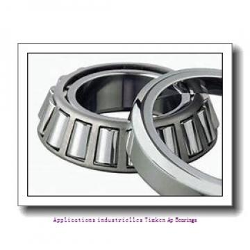 HM124646 -90013         Applications industrielles Timken Ap Bearings